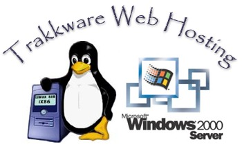 Trakkware Linux and Windows Web Hosting Services